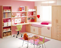 study room which is nice and has a bright pink color and there is a long awesome home study room