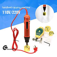 CGOLDENWALL Portable <b>Handheld</b> Automatic <b>Electric Bottle</b> ...