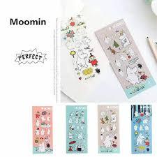 <b>Moomin cartoon</b> plush pillows linen fabric 45*45cm PP cotton filling ...