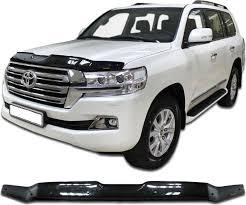 <b>Дефлектор капота CA</b> Plastic для <b>Toyota</b> Land Cruiser 200 2015-н.в.
