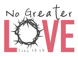 Image result for no greater love