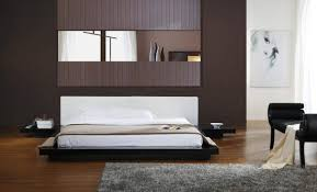 modern bedroom concepts: modern bedroom decoration with chocolate canopy wood bedroom sets brown modern genuine leather armoires oak traditional wood and metal bunk beds white