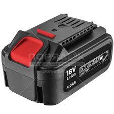 <b>Батарея аккумуляторная Graphite Energy+</b> 58g004 Li-Ion 4 Ah в ...
