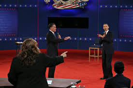 Image result for candy crowley obama romney pics