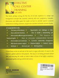 effective call center training soft skills excel  effective call center training soft skills excel 9788174462558 com books