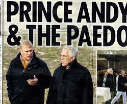 Image result for prince maxwell jeffrey epstein andrew