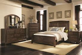 panel bedroom set dark cocoa  collectionsfcoasterflaughton  bsl b