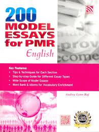 model essays for pmr english
