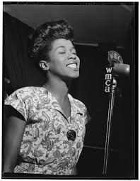 all this jazz library of congress blog sarah vaughan performs at cafeacute society in 1946 in this photo by william gottlieb music