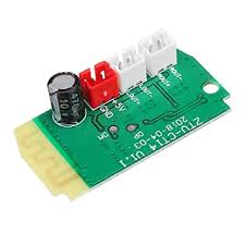 <b>3Wx2 Mini Bluetooth Receiver</b> Module with 4Ohm Speakers ...