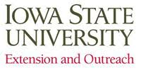 Image result for iowa state university extension logo