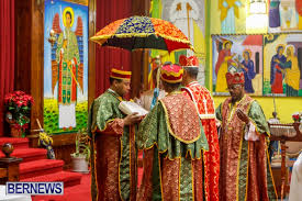 Image result for ethiopian church ceremony