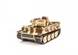 <b>Радиоуправляемый танк Huan</b> Qi German Tiger 1:24 с ...