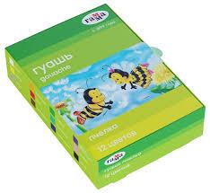 Купить <b>ГАММА Гуашь Пчелка</b> 12 цветов х 20 мл (221014_12) по ...
