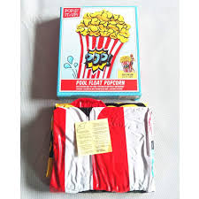 Nuclear Load 132ib. 35 Giant Popcorn <b>Inflatable Floating Row</b> ...