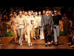 Spring <b>Summer 2020</b> Men's <b>Fashion</b> Show | Dolce & Gabbana