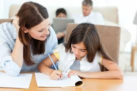 students usually get a lot of homework during school days homework