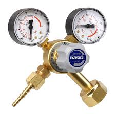 <b>Газовый редуктор GasIQ</b> Minex Ar/Mix 30l/min 3/4-3/8 - СВАРКОМ