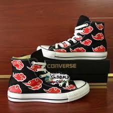 Anime <b>Naruto Canvas Shoes</b> Cool Unisex Breathable Shoe ...