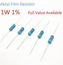 best top 10 resistor <b>1w metal film</b> ideas and get free shipping ...
