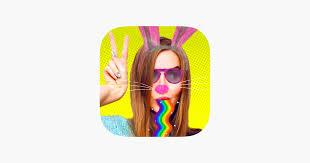 App Store: Snap filters - смешные <b>наклейки</b> и эффекты для <b>лица</b>