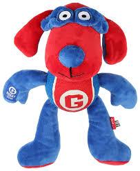 <b>Игрушка</b> для <b>собак GiGwi Agent GiGwi Собака</b> c теннисным мячом