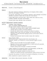 Law Enforcement Resume Objective Examples With Professional Experience   Law Enforcement Objective for     TrendResume   Resume Styles and Resume Templates