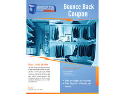 professional dry cleaning flyer designs for a dry cleaning flyer design design 4793555 submitted to cleaners needs bounce back coupon for