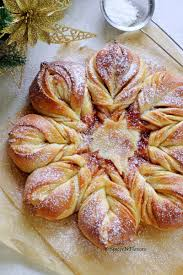 How to make <b>Star</b> Bread in 5 simple steps (<b>Egg</b>-Free) - Spices N ...