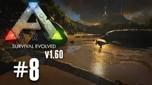 SERVER CRASH | ARK: Survival Evolved v.1.60 (Multi-Player) Ep.8 ...