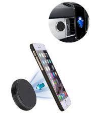 <b>Универсальный магнитный держатель</b> для смартфона и ...