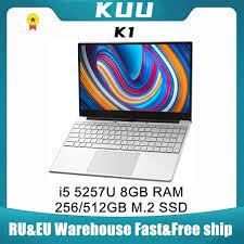 <b>KUU K1</b> 15.6Inch For Intel i5 5257U 3.10GHz Gaming <b>laptop</b> 512GB ...