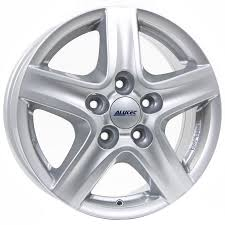 <b>Alutec</b> - <b>Grip</b> Transporter (Polar Silver), Wolfrace Car Wheels,