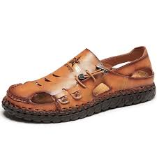 <b>IZZUMI Men Sandals</b> Camel brown EU 43 Sandals Sale, Price ...