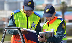 how to become a traffic trainee ph plaatjies