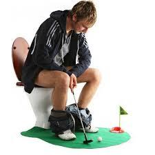 <b>Гольф в</b> туалете <b>набор</b> клюшек для ванной игры комплект для ...