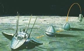 「Luna 9 launched」の画像検索結果