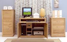 bonsoni mobel oak hidden home office baumhaus mobel solid oak hidden home office