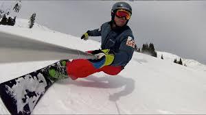 Loveland <b>hard</b> boot <b>Carving</b> with Donek <b>snowboards</b> - YouTube