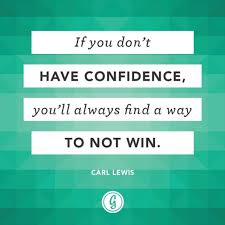 Confidence - The Daily Quotes