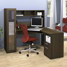 corner office furniture stunning rustic corner computer desk for home officefurniture black wooden corner computer desk amazing home office desktop computer