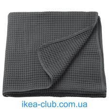 <b>ИКЕА</b> (<b>IKEA</b>) CLUB | | 003.464.45, <b>ВОРЕЛЬД</b>, Покрывало, темно ...