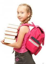 Скоро в школу или когда звенит школьный звонок