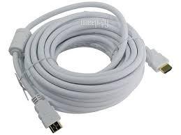 <b>Аксессуар AOpen HDMI 19M</b> ver 2.0 10m White ACG711DW-10M ...