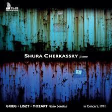 Shura Cherkassky in <b>Concert</b>, 1971 – First Hand Records – FHR