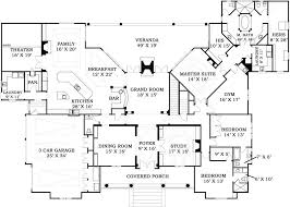 Lacrysta Place House Plans   Home Plans By Archival DesignsLaCrysta Place House Plan   House Plan   Country   First Floor Plan