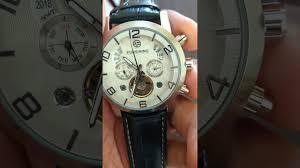 <b>Forsining</b> A165 <b>Men Tourbillon</b> Automatic <b>Mechanical</b> Watch bought ...