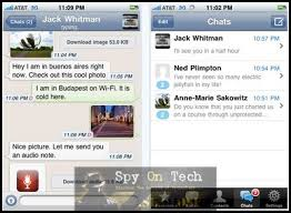 Use WhatsApp Messenger to Send and Receive Message (SMS) for ...
