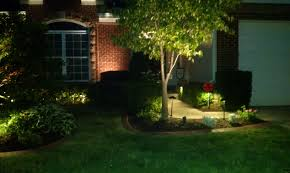Outdoor Lighting Landscape Lighting Kits Low Voltage Outdoor Path Light Sets
