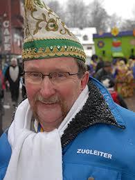 1992 feierte <b>Helmut Kraus</b> seine Premiere als Zugleiter beim Sonntagszug in <b>...</b> - ZugleiterKraus
